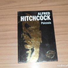Cine: PSICOSIS EDICION ESPECIAL ORO DVD + LIBRO ALFRED HITCHCOCK ANTHONY PERKINS UNIVERSAL NUEV PRECINTADA. Lote 211697070