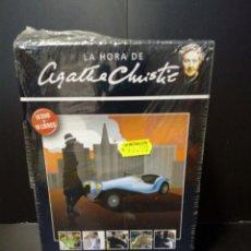 Cine: LA HORA DE AGATHA CHRISTIE DVD. Lote 152786924