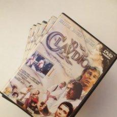 Cine: YO CLAUDIO. SERIE COMPLETA EN 7 DVDS. Lote 152789562