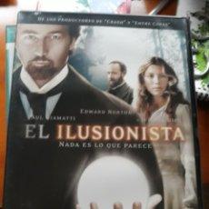 Cine: DVD. EL ILUSIONISTA. Lote 152808561
