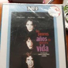Cine: DVD.LOS PEORES AÑOS DE MI VIDA, CON PRECINTO ORIGINAL. Lote 152809368