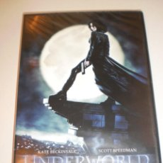 Cine: DVD UNDERWORLD. KATE BECKINSALE. SCOTT SPEEDMAN. 125 MIN (PRECINTADA). Lote 152831298