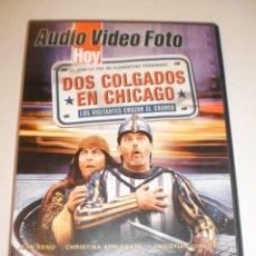 Cine: DVD DOS COLGADOS EN CHICAGO. JEAN RENO. 93 MIN (BUEN ESTADO). Lote 152849598