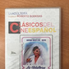 Cinema: (B13) LA ADULTERA - DVD NUEVO PRECINTADO. Lote 152877293