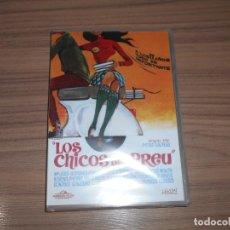 Cine: LOS CHICOS DEL PREU DVD KARINA CAMILO SESTO JOSE LUIS LOPEZ VAZQUEZ NUEVA PRECINTADA. Lote 191151418