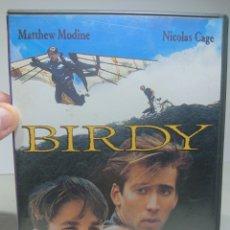 Cine: BIRDY DVD, ALAN PARKER, 1984 - DESCATALOGADO. Lote 152973668