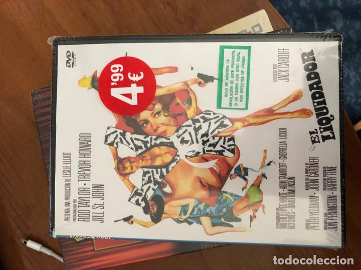 EL LIQUIDADOR.DVD PRECINTADO. CAJA C. (Cine - Películas - DVD)