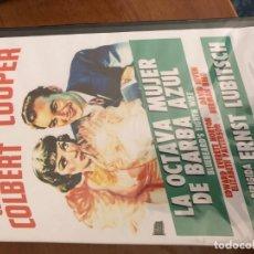 Cine: LA OCTAVA MUJER DE BARBA AZUL. DVD PRECINTADO. CAJA C. Lote 153100702