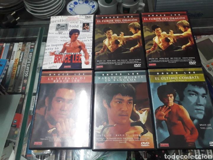 Coleccion Bruce Lee Dvd Buy Dvd Movies At Todocoleccion 153118100