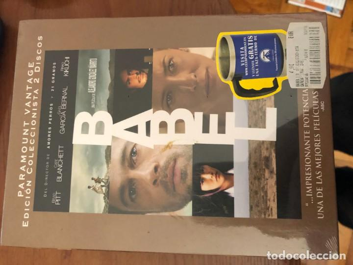 BABEL- DVD PRECINTADO .CAJA C (Cine - Películas - DVD)