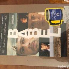 Cine: BABEL- DVD PRECINTADO .CAJA C. Lote 153172626
