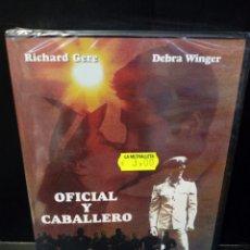 Cine: OFICIAL Y CABALLERO DVD. Lote 153188269