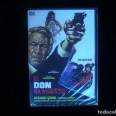 Cine: EL DON HA MUERTO - DVD NUEVO PRECINTADO. Lote 153220218