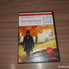 Cine: LOS EUROPEOS DVD MERCHAN - IVORY LEE REMICK NUEVA PRECINTADA. Lote 243779500