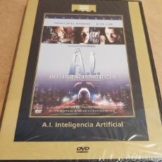 Cinéma: A.I. INTELIGENCIA ARTIFICIAL / DE STEVEN SPIELBERG / DVD - PRECINTADO.. Lote 153350818