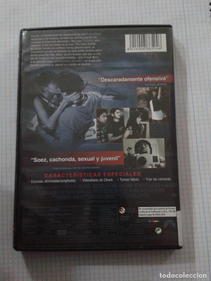 Cine: Equipo Paranormal. DVD - Foto 2 - 153371854