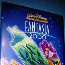 Cine: WALT DISNEY . LOS CLASICOSS : FANTASIA 2000. DVD. Lote 153413354