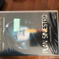 Cine: PLAN SINIESTRO. DVD PRECINTADO.CAJA C. Lote 153428026
