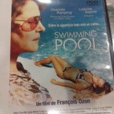 Cine: SWIMMING POOL CHARLOTTE RAMPLING DIRECTOR FRANCOIS OZON. Lote 153488870