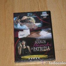 Cine: LOS SUEÑOS HUMEDOS DE PATRIZIA DVD CINE EROTICO ESPAÑOL NUEVA PRECINTADA. Lote 179201442