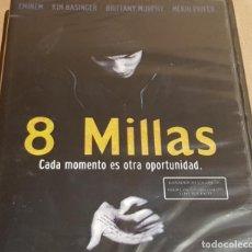 Cinéma: 8 MILLAS / CADA MOMENTO ES OTRA OPORTUNIDAD / DVD - PRECINTADO.. Lote 153585142