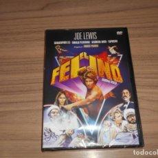 Cine: EL FELINO DVD DONALD PLEASENCE CHRISTOPHER LEE NUEVA PRECINTADA. Lote 191398062