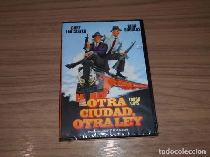 OTRA CIUDAD OTRA LEY DVD BURT LANCASTER KIRK DOUGLAS NUEVA PRECINTADA (Cine - Películas - DVD)