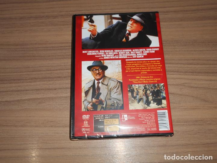 Cine: OTRA CIUDAD OTRA LEY DVD Burt Lancaster KIRK DOUGLAS Nueva PRECINTADA - Foto 2 - 211574719