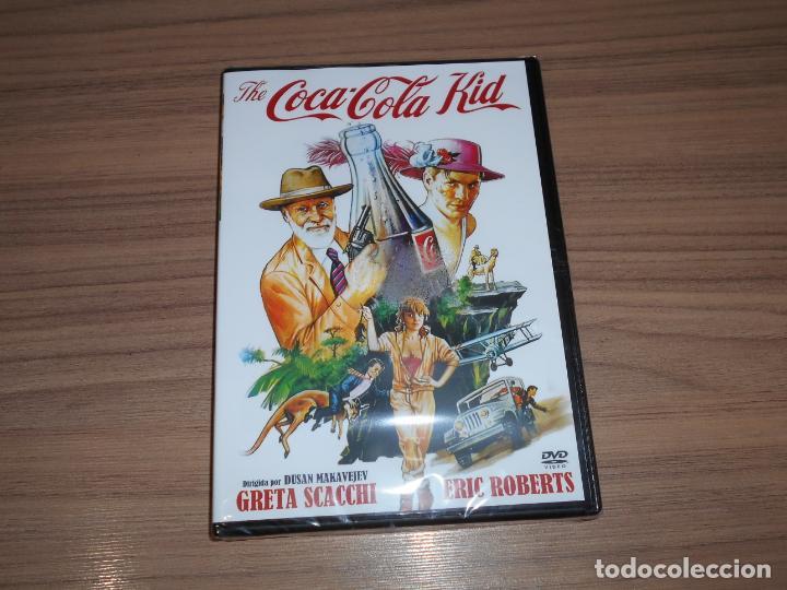 THE COCA COLA KID DVD ERIC ROBERTS NUEVA PRECINTADA (Cine - Películas - DVD)