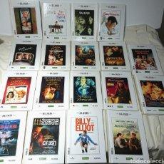 Cine: COLECCIÓN 18 LIBRO - DVDS PELÍCULAS - 35 ANIVERSARIO EL PAIS. Lote 124311719