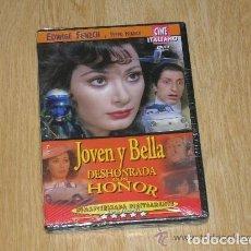 Cine: JOVEN Y BELLA DESHONRADA CON HONOR DVD HUMOR ITALIANO TIPO JAIMITO ALVARO VITALI NUEVA PRECINTADA. Lote 173810387