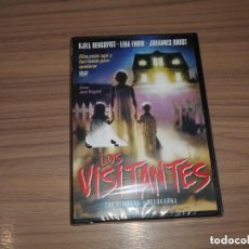Cine: LOS VISITANTES DVD TERROR NUEVA PRECINTADA. Lote 205593067