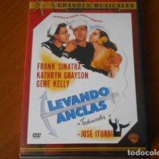Cine: DVD-LEVANDO ANCLAS-GRANDES MUSICALES. Lote 153930342