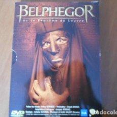 Cine: DVD-BELPHEGOR-OU LE FANTÓME DU LOUVRE 2 DVD. Lote 153945634