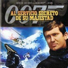 Cine: AL SERVICIO SECRETO DE SU MAJESTAD JAMES BOND 007. Lote 153967562