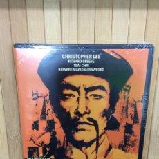 Cine: EL CASTILLO DE FU-MANCHÚ (JESÚS FRANCO) DVD -PRECINTADO-. Lote 154011204