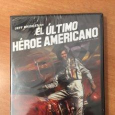 Cine: (B21) EL ÚLTIMO HÉROE AMERICANO - DVD NUEVO PRECINTADO. Lote 154106760