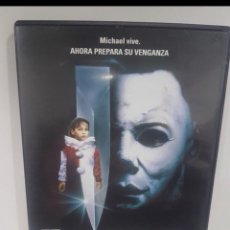 Cine: HALLOWEEN 5 DE MANGA FILMS DVD DESCATALOGADO. Lote 154108662