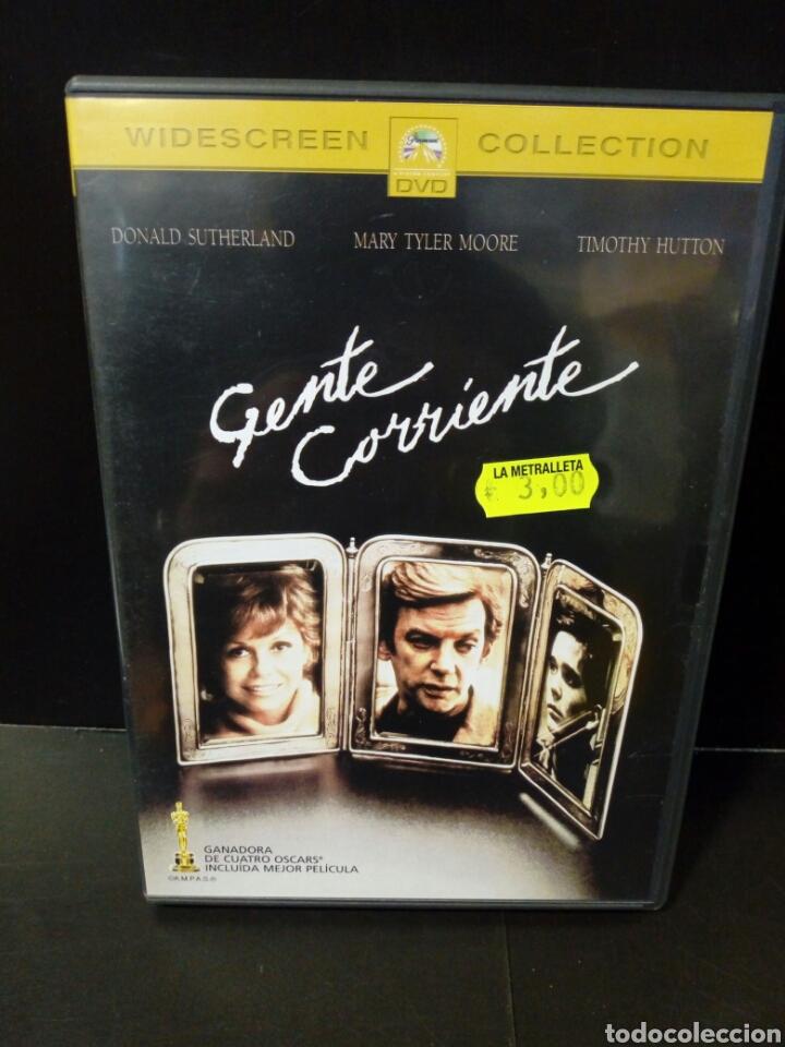 GENTE CORRIENTE DVD (Cine - Películas - DVD)