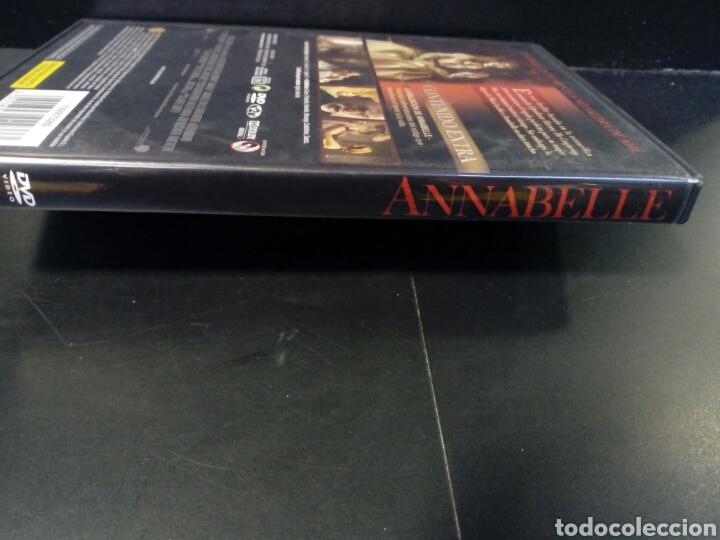 Cine: Annabelle DVD - Foto 2 - 154169950