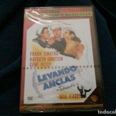 Cine: DVD PRECINTADO LEVANDO ANCLAS SINATRA GENE KELLY COLECCION GRANDES MUSICALES . Lote 154188870