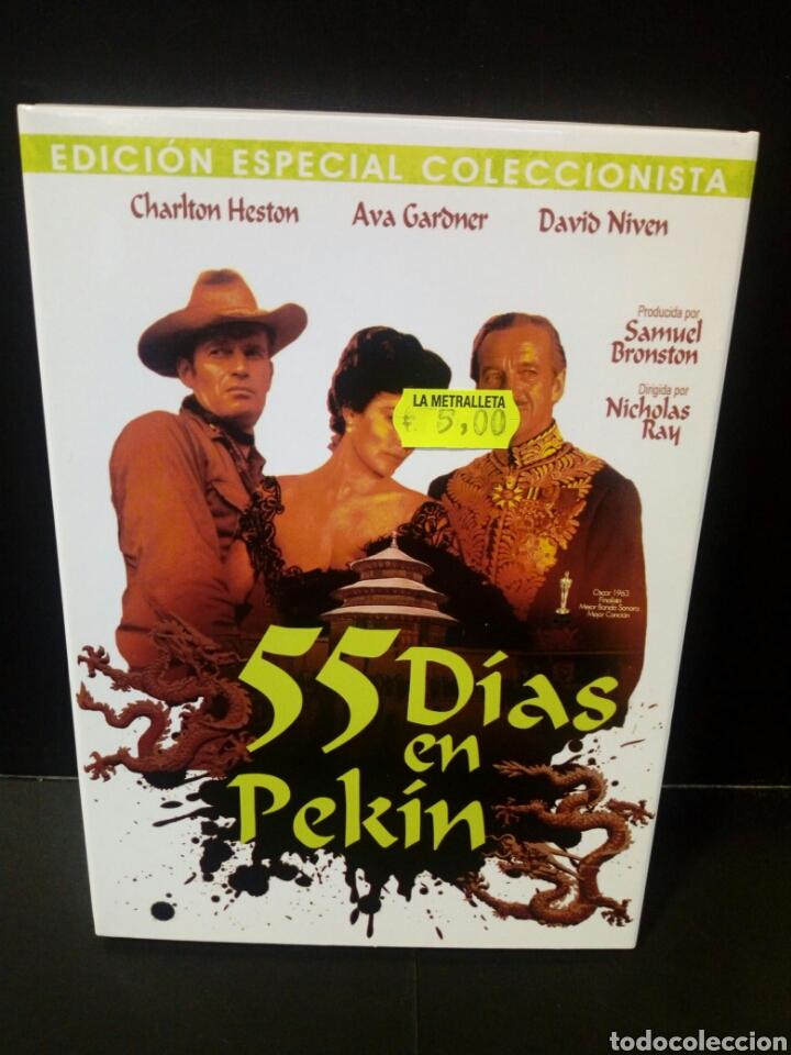 55 DÍAS EN PEKÍN DVD (Cine - Películas - DVD)
