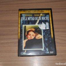 Cine: EN LA MITAD DE LA NOCHE DVD KIM NOVAK FREDERIC MARCH NUEVA PRECINTADA. Lote 183907177