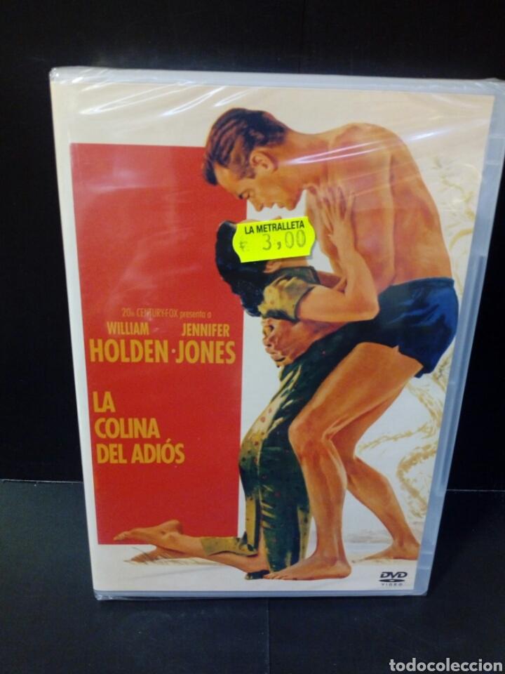 LA COLINA DEL ADIÓS DVD (Cine - Películas - DVD)