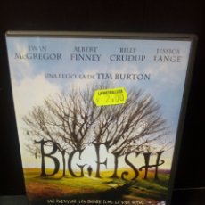 Cine: BIG FISH DVD. Lote 154303648
