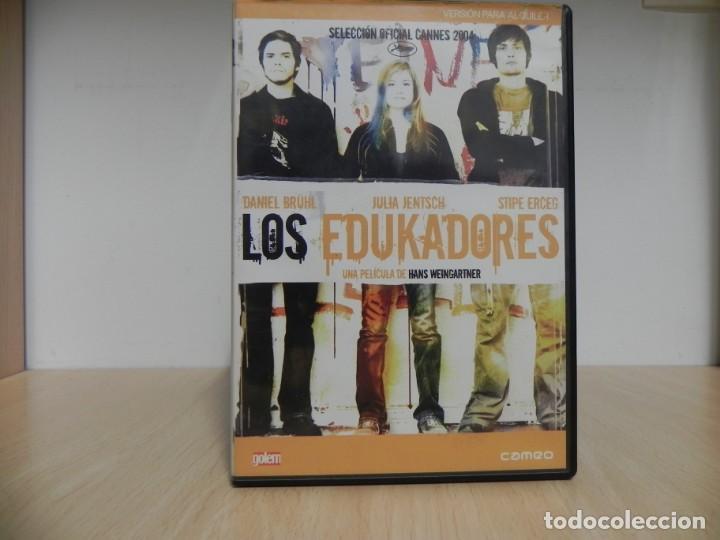 DVD - LOS EDUCADORES - DVD (Cine - Películas - DVD)