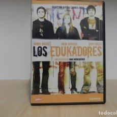 Cine: DVD - LOS EDUCADORES - DVD . Lote 154315066