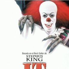 Cine: IT STEPHEN KING. Lote 154413110