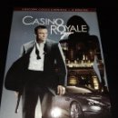 Cine: DVD CASINO ROYALE JAMES BOND COLECCIONISTA. Lote 154492898