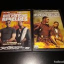 Cine: DVD DOS POLICÍAS REBELDES 1 Y 2 - WILL SMITH. Lote 154493850